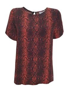 Elvira Shirt en Top Elvira E4 19-037 T-Shirt Korte mouw rust snake