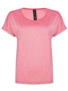 Jane Lushka Shirt en Top Jane Lushka RP620SS20 HOPE SS TOP T-Shirt Korte mouw 203 fuxia