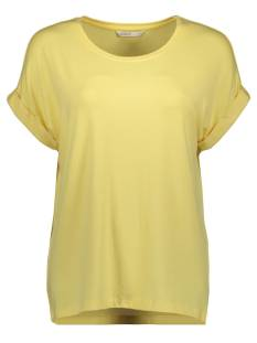 Only Shirt en Top Only ONLMOSTER SS O-NECK TOP T-Shirt Korte mouw pineapple slice 15106662