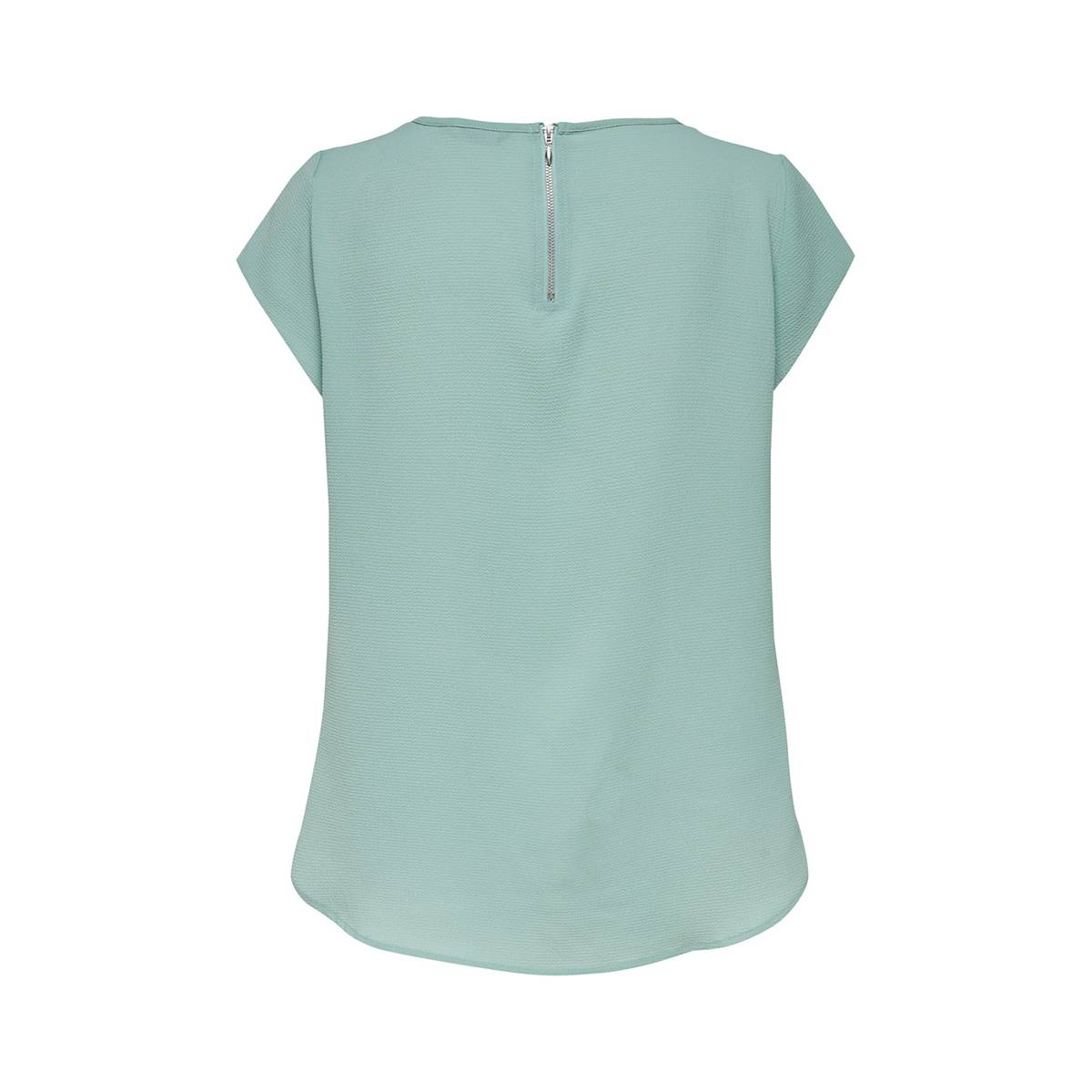 Only ONLVIC S/S SOLID TOP Groen
