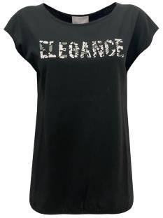 Elvira Shirt en Top Elvira E2 20-020 T-SHIRT ELIF T-Shirt Korte mouw black