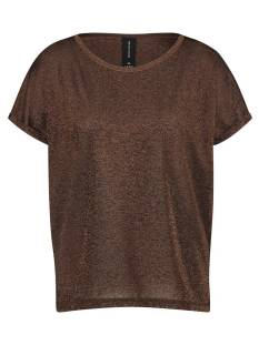 Jane Lushka Shirt en Top Jane Lushka RP620AW20 T-Shirt Korte mouw 034 brown