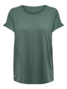 Only ONLMOSTER S/S O-NECK TOP T-Shirt Korte mouw balsam green 15106662