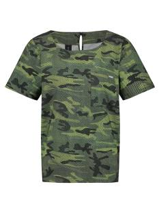 Jane Lushka Shirt en Top Jane Lushka UK62125030 Top Alexa/2 T-Shirt Korte mouw 005 army