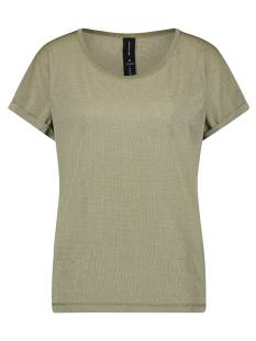 Jane Lushka Shirt en Top Jane Lushka RP621220 Hope t-shirt T-Shirt Korte mouw 076 light green