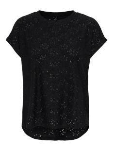 Only Shirt en Top Only ONLSMILLA S/S TOP JRS NOOS T-Shirt Korte mouw black 15231005