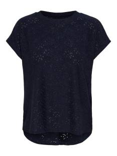 Only ONLSMILLA S/S TOP JRS NOOS T-Shirt Korte mouw night sky 15231005