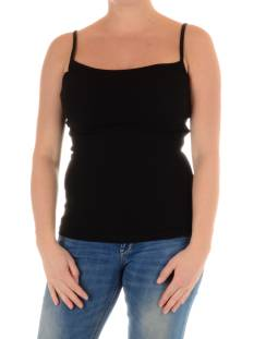 Only Shirt en Top Only ONLLIVE LOVE STRAP SINGLET Topjes en Singlets black
