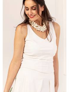 Studio Anneloes Wedding top 04609 Topjes en Singlets 1500 ecru