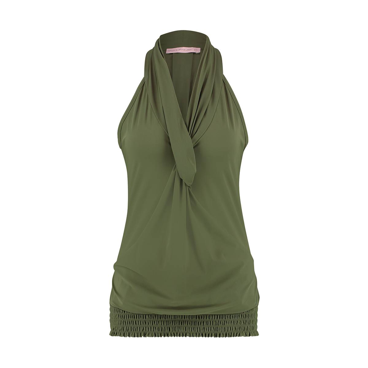 Studio Anneloes Twister smoq top 04744 Groen
