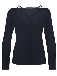 Studio Anneloes DORIA BLOUSE SHIRT 01163 Blouse 6900 dark blue