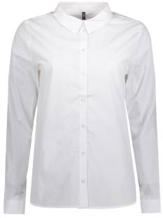Only Blouse Only STUDAZA LS SHIRT Blouse white 15142976
