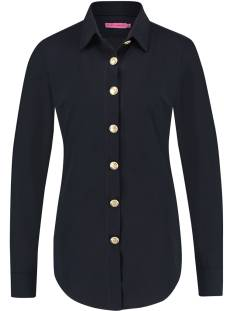 Studio Anneloes POPPY GOLD BLOUSE 01606 Blouse 6900 dark blue
