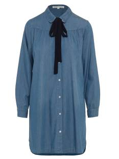 Tramontana Blouse Tramontana Q01-86-502 BLOUSE LONG CHAMBRAY Blouse 5040 light blue