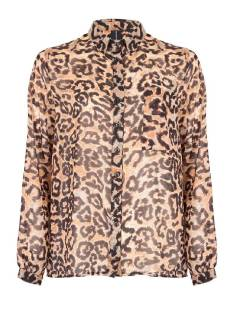 Jane Lushka Blouse Jane Lushka GT719AW10P BLOUSE Blouse animal tiger