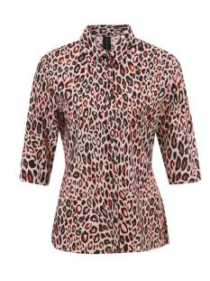 Jane Lushka Blouse Jane Lushka UAO720SS10 BLOUSE Blouse 334a animal