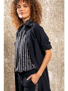 Studio Anneloes Blouse Studio Anneloes Loopa blouse 04888 Blouse 6900 dark blue