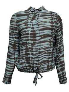 Elvira Blouse Elvira E4 20-010 BLOUSE LIEKE Blouse 747 mysterious print