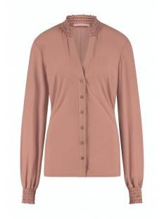 Studio Anneloes Blouse Studio Anneloes Fiene smoq blouse 05152 Blouse 5400 dusty rose