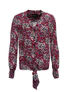 Elvira Blouse Elvira E1 21-056 BLOUSE JAMY Blouse 801 bloom