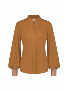 Studio Anneloes Moon cuff blouse 05494 Blouse 2300 cinnamon
