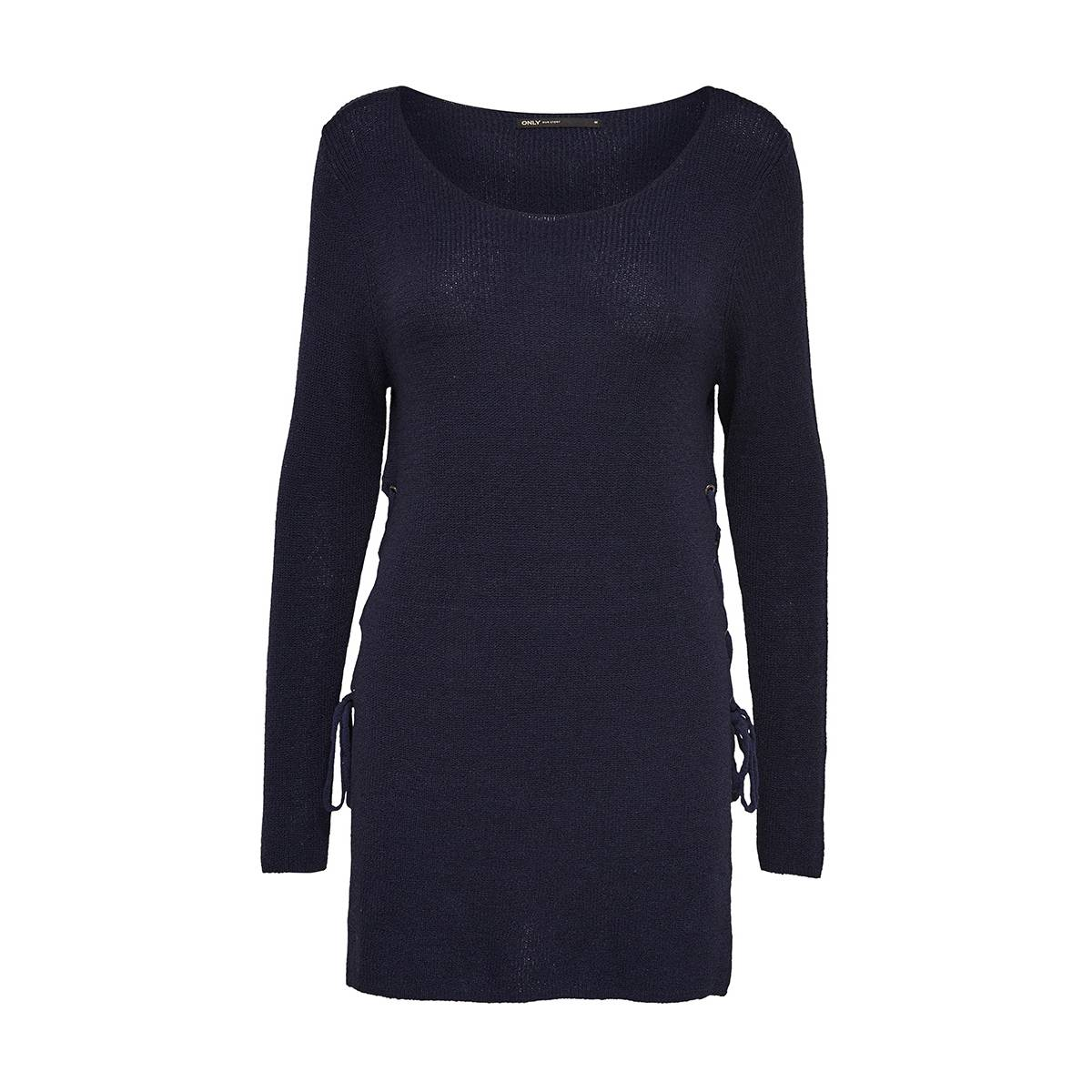 Only ONLBETH LS LONG PULLOVER KNT Blauw