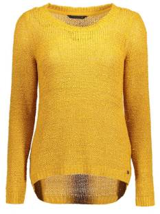 Only  Only ONLGEENA XO L/S PULLOVER KNT Trui golden glow 15113356