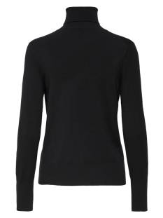Only ONLVENICE L/S ROLLNECK PULLOVER Zwart