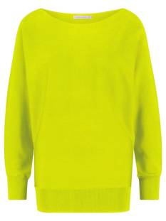 Studio Anneloes  Studio Anneloes Lara batwing pullover 04813 Trui 7011 lime