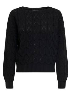 Only ONLBRYNN LIFE STRUCTURE L/S PUL Trui black 15222853