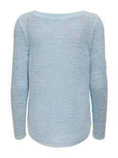 Only ONLGEENA XO L/S PULLOVER KNT Blauw