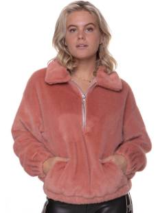 Colourful Rebel  Colourful Rebel 9056 MERRY ANORAK Trui peach