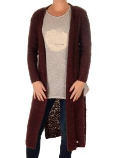 Only  Only ONLNEW ZADIE LS LONG CARDIGAN Vest fudge