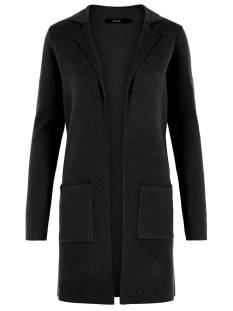 Vero Moda  Vero Moda VMTASTY FULL NEEDLE LS NEW COAT Vest black 10215659