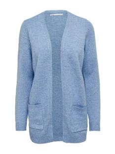 Only  Only ONLLESLY L/S OPEN CARDIGAN KNT Vest allure 15174274