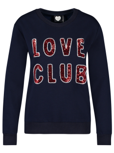 Catwalk Junkie  Catwalk Junkie 1702031046 SW LOVE BOMB Sweater 309 midnight