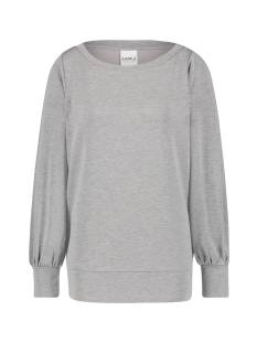 Simple  Simple PASCA SCUBA-02 Sweater grey melange