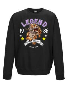 Azuka  Azuka LEGEND SWEATER Sweater black