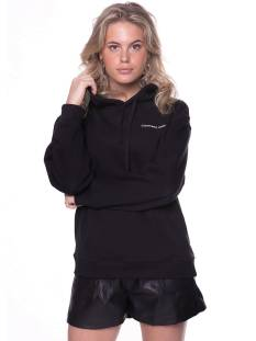 Colourful Rebel 9195 TOMBOY OVERSIZED HOODIE Hoodies black