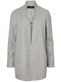 Vero Moda VMDAFNY BRUSHED 3/4 JACKET Jack light grey 10189284