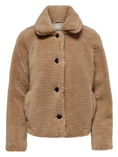 Only ONLEMILY TEDDY JACKET Jack cuban sand 15182133