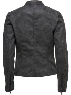 Only ONLAVA FAUX LEATHER BIKER Zwart