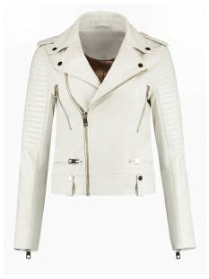 Fifth House Jas Fifth House FH 4-109 0000 Leer en leatherlook 2000 off white