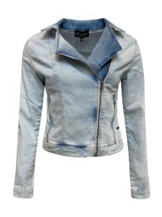 Elvira E1 21-017 JACKET INDY Spijkerjasje 205 denim