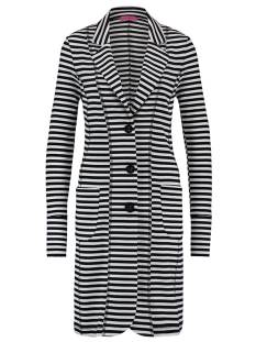 Studio Anneloes Jas Studio Anneloes SKYHIGH STRIPE BLAZER 01780 Blazer 6910 dark blue/off white