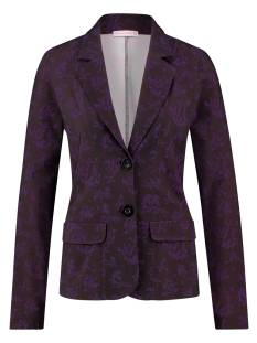 Studio Anneloes Jas Studio Anneloes Clear small twig blazer 03816 Blazer 8659 coffee/orchid
