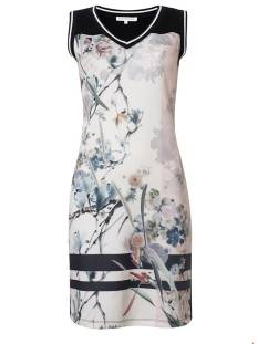 Tramontana Jurk Tramontana P09-82-501 DRESS ORIENTAL PRINT Jurk 9999 multi colour