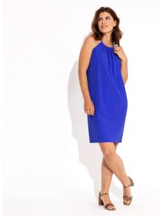 Studio Anneloes Carla dress 04712 Jurk 6000 cobalt