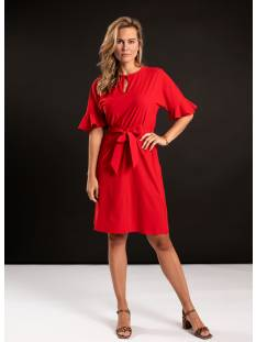 Studio Anneloes Jurk Studio Anneloes Thursday dress 04794 Jurk 3000 red