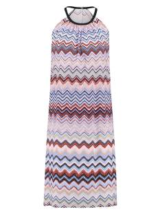 Studio Anneloes Jurk Studio Anneloes Carla missoni dress 04843 Jurk 3368 terra/skyblue